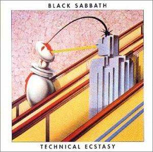 Black Sabbath: Technical Ecstasy - Cover