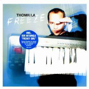 Cover - DJ Thomilla: Freeze
