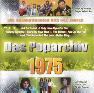 Poparchiv - 1975, Das - Cover