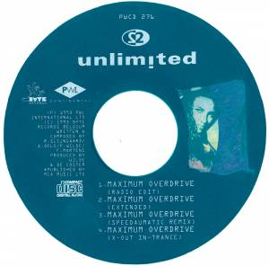 2 Unlimited: Maximum Overdrive (Single-CD) - Bild 4