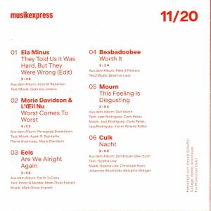 Musikexpress 11/20 (CD) - Bild 3