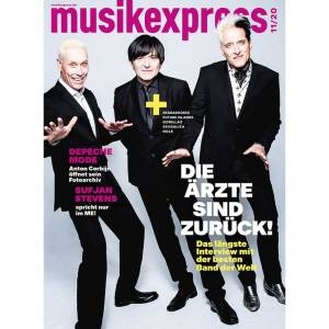 Musikexpress 11/20 (CD) - Bild 4