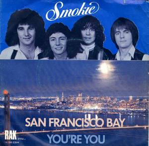 "Smokie: San Francisco Bay (7"") - Bild 1"