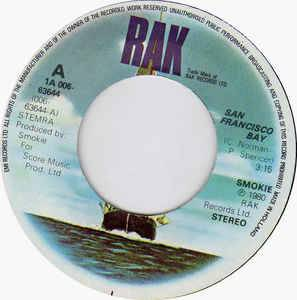 "Smokie: San Francisco Bay (7"") - Bild 3"