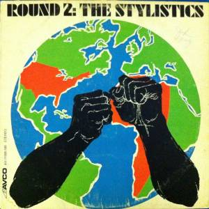 Cover - Stylistics, The: Round 2