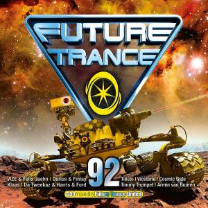 Cover - Darius & Finlay: Future Trance Vol. 92