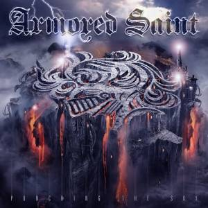 Armored Saint: Punching The Sky (CD + DVD) - Bild 1
