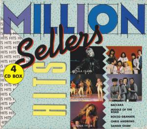 Cover - Shocking Blue: Million Sellers Hits