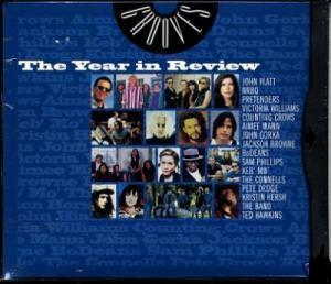 Grooves The Year In Review - Cover