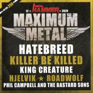 Cover - Hatebreed: Metal Hammer - Maximum Metal Vol. 259