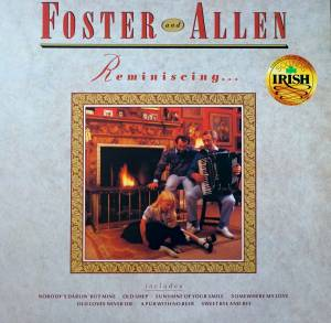 Cover - Foster & Allen: Reminiscing ...