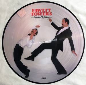 Fawlty Towers: Second Sitting (PIC-LP) - Bild 1