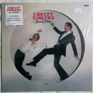 Fawlty Towers: Second Sitting (PIC-LP) - Bild 3