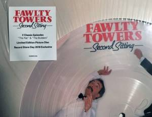 Fawlty Towers: Second Sitting (PIC-LP) - Bild 4