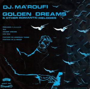 Javad Maroufi: Golden Dreams & Other Romantic Melodies (LP) - Bild 2