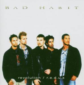 Bad Habit: Revolution - Cover