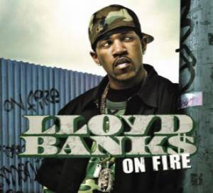 Cover - Lloyd Banks: On Fire