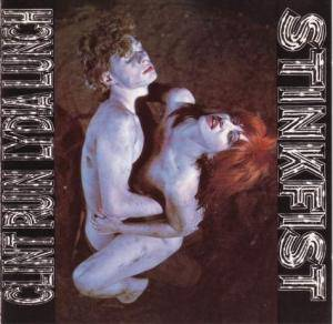 Clint Ruin & Lydia Lunch: Stinkfist - Cover