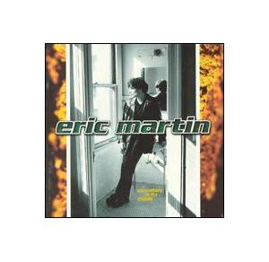 Cover - Eric Martin: Somewhere In The Middle