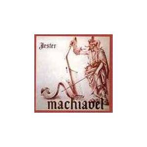 Cover - Machiavel: Jester
