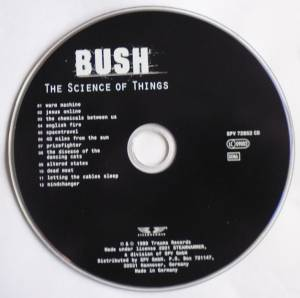 Bush: The Science Of Things (CD) - Bild 4