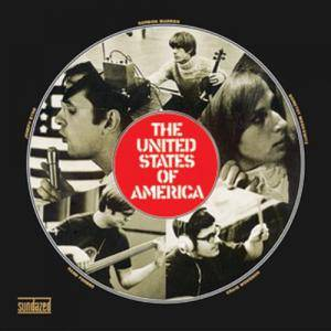 The United States Of America: United States Of America, The - Cover