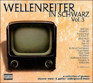 Wellenreiter In Schwarz Vol. 3 - Cover