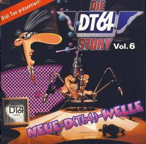 Cover - Gaukler Rock Band: DT64-Story Vol. 6 - Neue D(T64)-Welle, Die