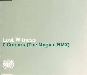 Cover - Lost Witness: 7 Colours (The Moguai RMX)