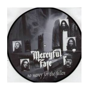 Mercyful Fate: No Mercy For The Fallen - Cover