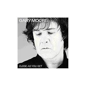 Gary Moore: Close As You Get - Cover