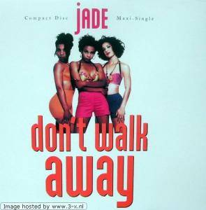 Cover - Jade: Don't Walk Away