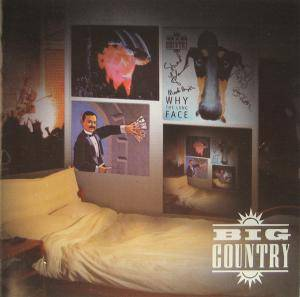 Cover - Big Country: Under Cover