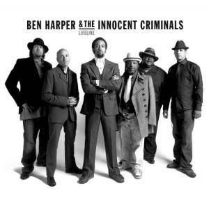 Cover - Ben Harper & The Innocent Criminals: Lifeline