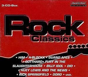 Rock Classics (Media Markt Collection) - 3-CD, 2000