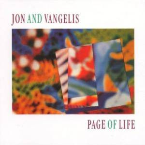 Cover - Jon & Vangelis: Page Of Life