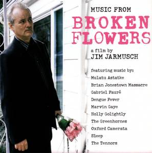 Cover - Tennors, The: Music From Broken Flowers
