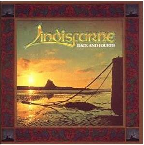 Cover - Lindisfarne: Back And Fourth