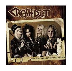 Crashdïet: The Unattractive Revolution (CD) - Bild 1