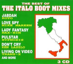 Best Of The Italo Boot Mixes, The - Cover