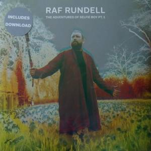 Raf Rundell: The Adventures Of Selfie Boy Pt. 1 (LP) - Bild 2
