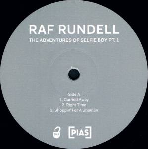 Raf Rundell: The Adventures Of Selfie Boy Pt. 1 (LP) - Bild 4