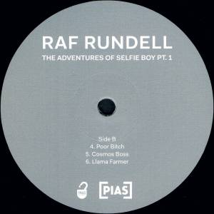 Raf Rundell: The Adventures Of Selfie Boy Pt. 1 (LP) - Bild 5