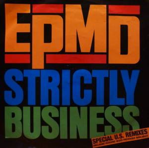 "EPMD: Strictly Business (7"") - Bild 1"