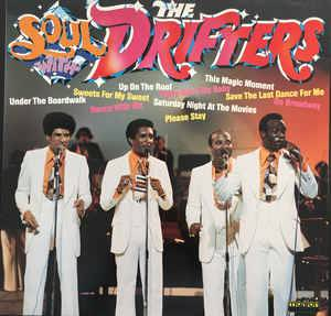 Cover - Drifters, The: Soul With The Drifters