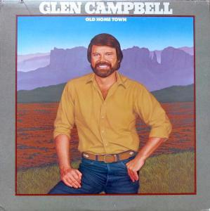 Glen Campbell: Old Home Town - Cover