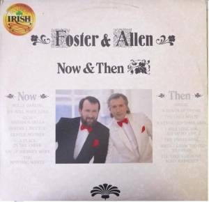Cover - Foster & Allen: Now & Then