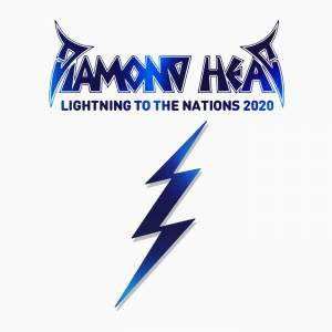 Cover - Diamond Head: Lightning To The Nations 2020