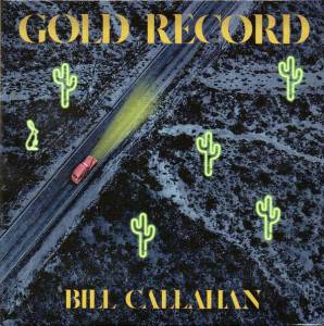Cover - Bill Callahan: Gold Record