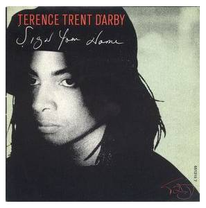 Terence Trent D'Arby: Sign Your Name - Cover